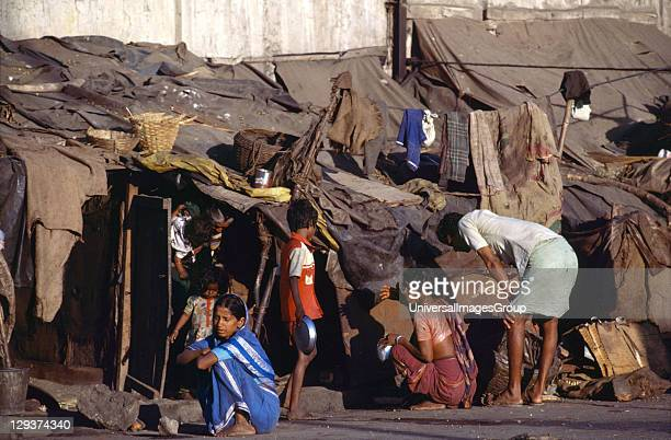 Street Dwellers Mumbai India
