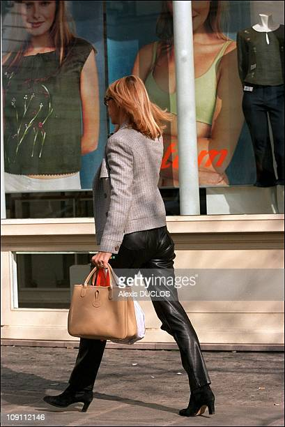 Street Fashion On January 3Rd 2000 In Paris France