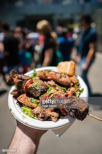 Street Food Festival, Melbourne