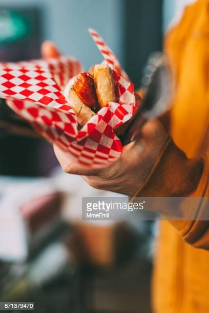 Street Food-Hot-Dog