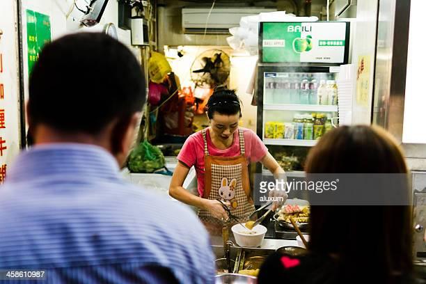 Street food Macau China