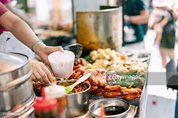 street food - street food stock pictures, royalty-free photos & images