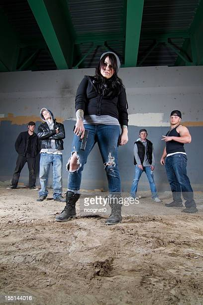 Street Team-Mitglieder