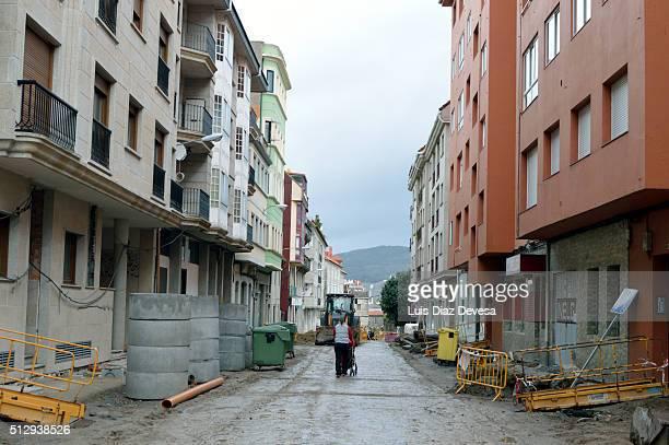 Street humanizing, pedestrianizing it