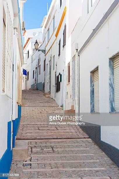 Street in Albufeira