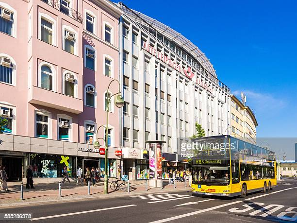 Street in Berlin, Deutschland