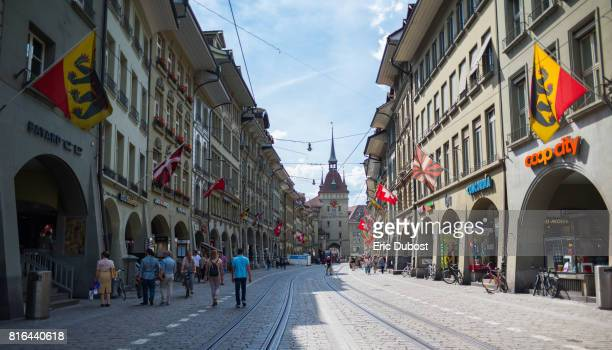 A street in Bern