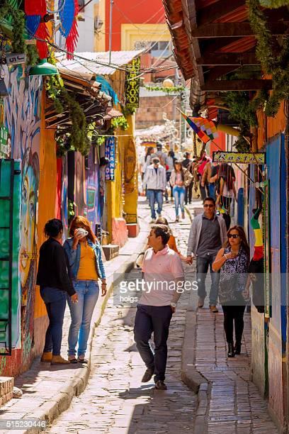 Street in Bogota, Colombia