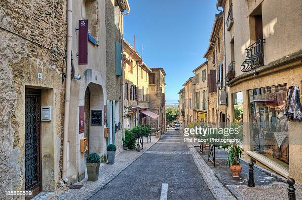 Street in Chateauneuf du Pape
