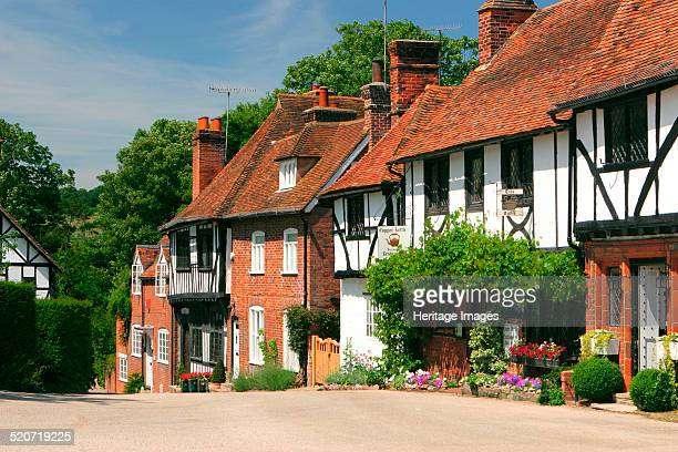 Street in Chilham Kent