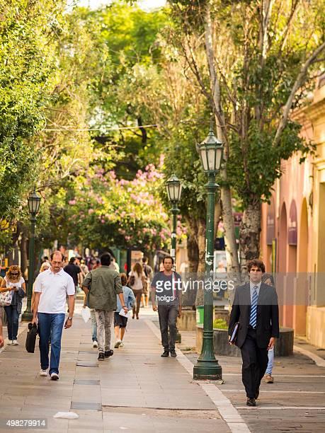 Street en Córdoba, Argentina