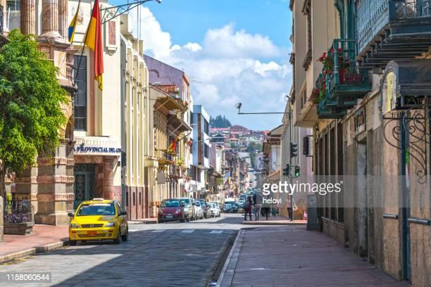 Calle en Cuenca