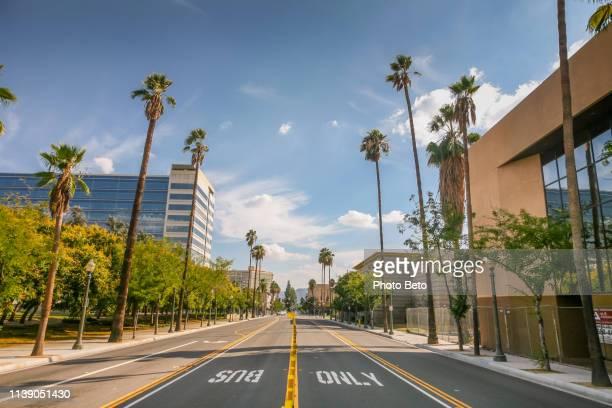 アメリカ/メキシコ-サン・ベルナール - サンバーナーディーノ市 ストックフォトと画像
