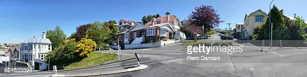 A street in Dunedin