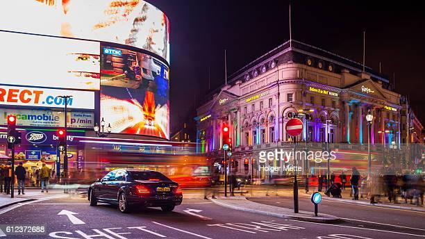 Calle en Londres, Reino Unido