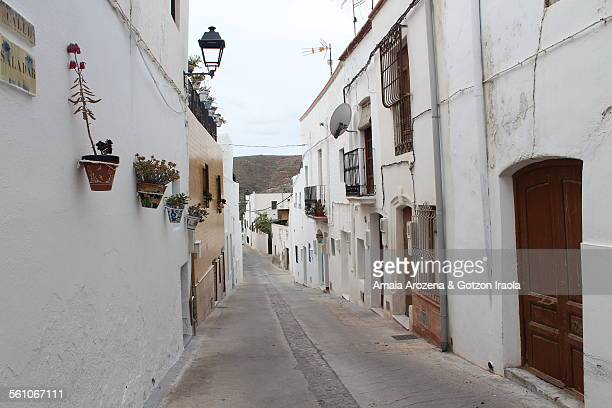 Street in Nijar town