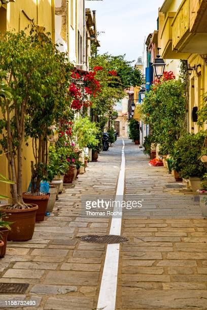 A street in old town Rethymnon