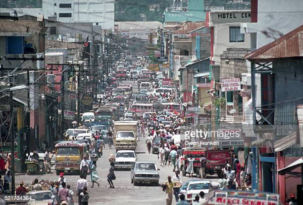 Street in Port au Prince
