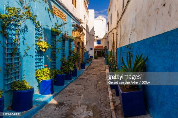 street in rabat - rabat morocco stock pictures, royalty-free photos & images