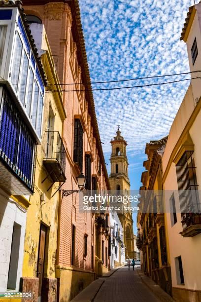 Street in Spain