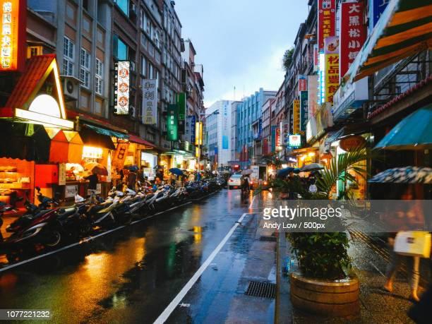 Street in Taiwan