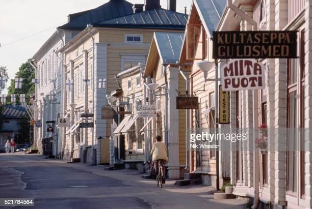 Street in Town of Porvoo