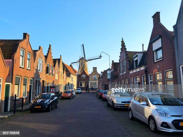 Calle de Zierikzee, Zeeland, Países Bajos