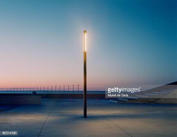 street lamp  - poste imagens e fotografias de stock