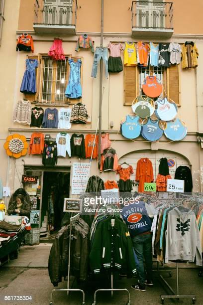 Street life in Gran Balon fair Turin - Fiera Gran Baloon