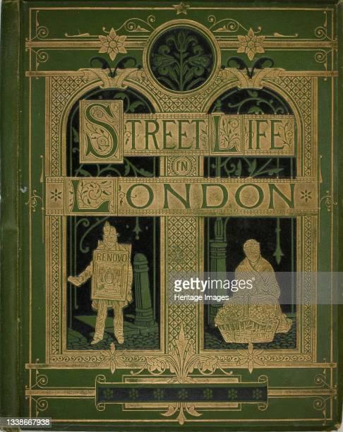Street Life in London, 1877. A work made of woodburytypes . Artist John Thomson.