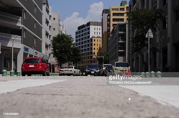 Street, Low Angle View