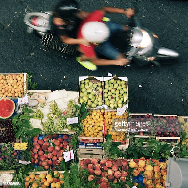 street market - naples italy stock pictures, royalty-free photos & images