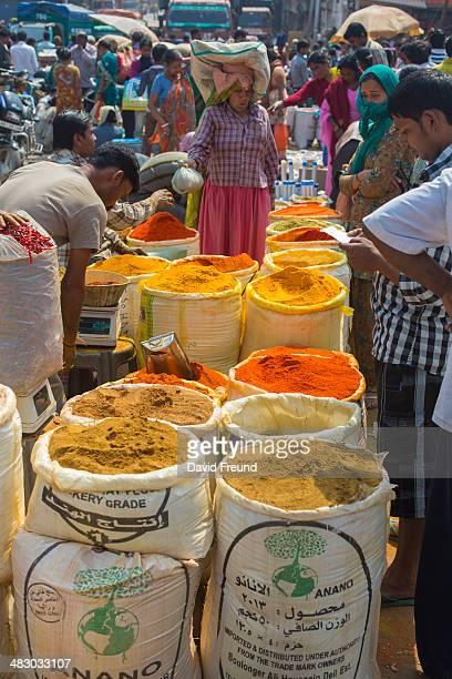 Street Market Shopping