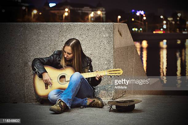 street musician - busker stock pictures, royalty-free photos & images