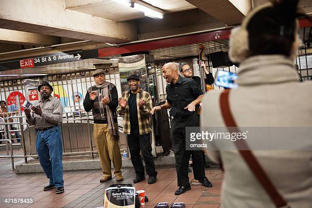 Street Musicians in NYC