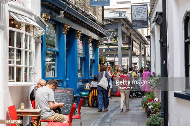 street near greenwich market in london - greenwich london stock pictures, royalty-free photos & images