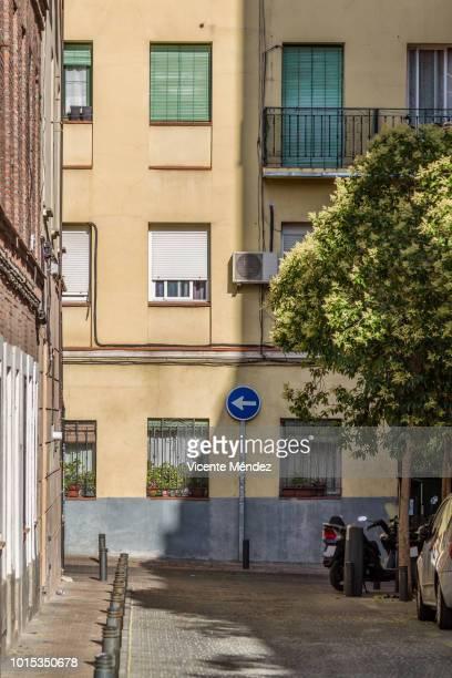 Street of Madrid