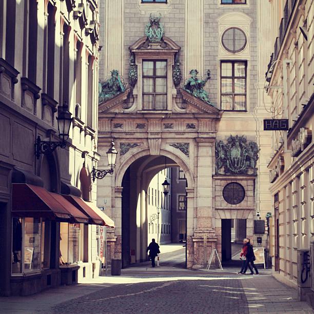 Street of Munich