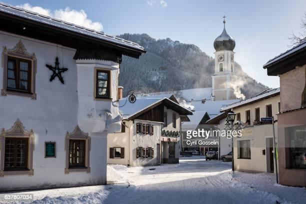 Street of Oberammergau