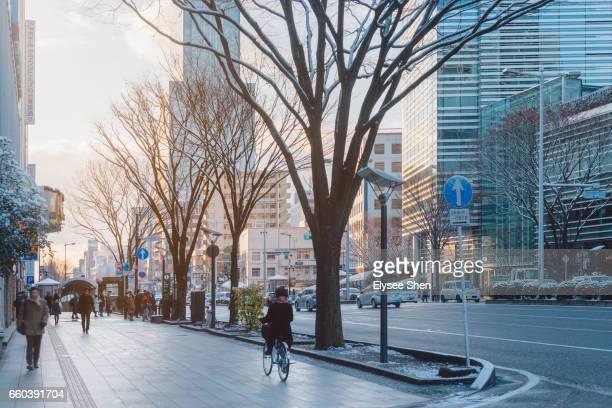 Street of Sendai