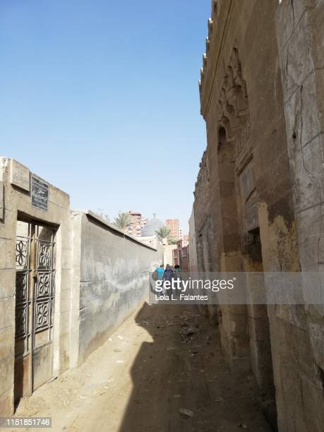 Street of the City of the dead, Cairo