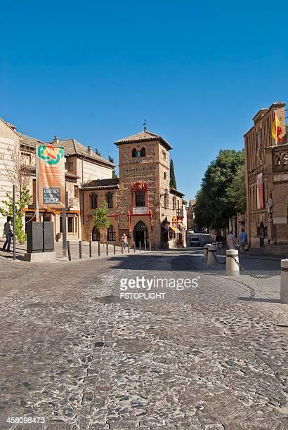 street of toledo city - fstoplight stock photos and pictures