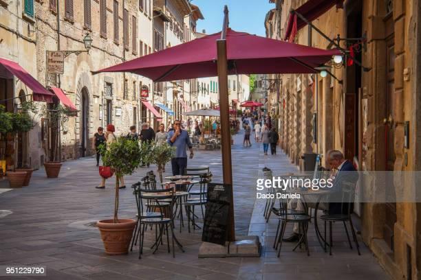 Street of Volterra