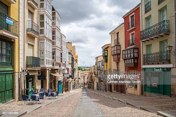Street of Zamora. Castilla y León