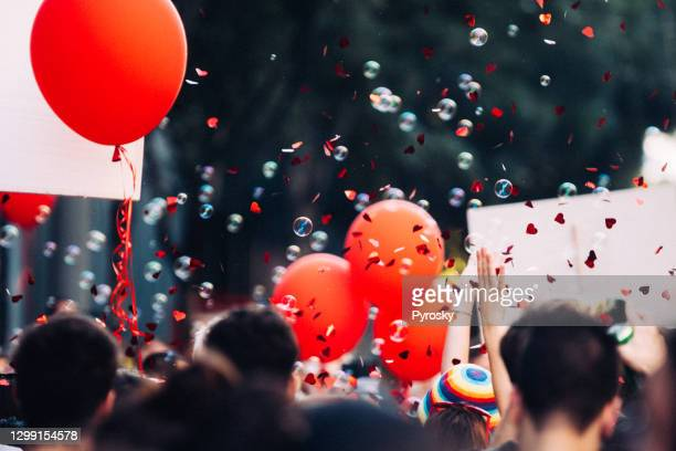 street party - parade stock pictures, royalty-free photos & images