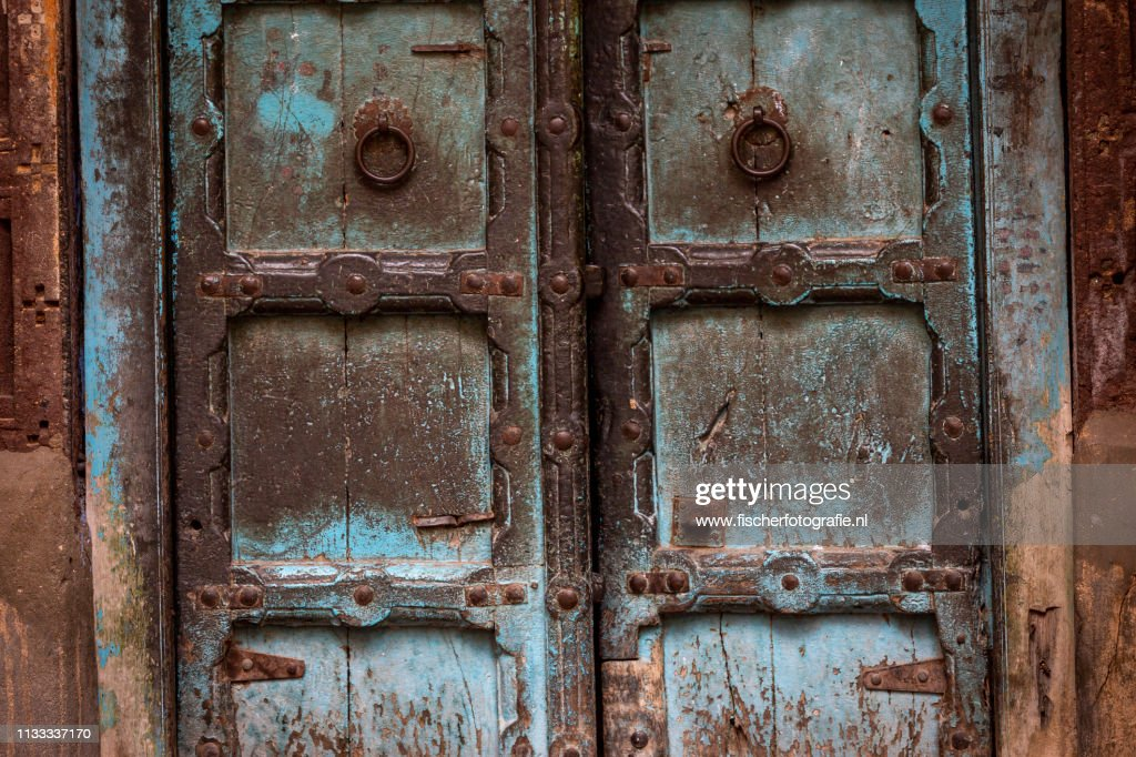 Street photography Jodhpur blue city Rajasthan : Foto de stock