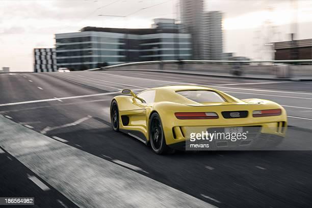 corrida de rua - automobilismo - fotografias e filmes do acervo
