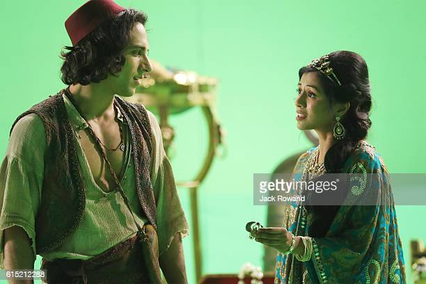 TIME 'Street Rats' In a flashback to Agrabah Princess Jasmine recruits Aladdin to help her recover a secret weapon capable of breaking Jafar's hold...