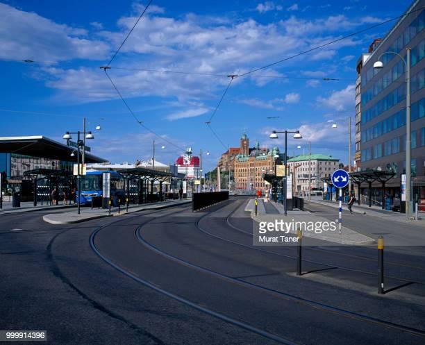 Street scene in Gothenburg