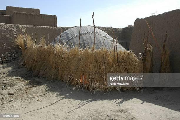 Street scene in Timbuktu Mali